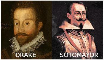 La alargada sombra de los Tercios. Drake y Hawkins. La América española en juego... (y 3ª parte)