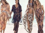 Adriana Lima, Joan Smalls, nueva campaña H&M