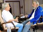 Fidel Castro recibe otra amigo Frei Betto video]