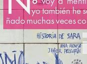 Reseña #67# HISTORIA SARA ALONSO JAVIER PELEGRÍN