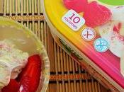 Helado soja sabor mango frambuesa Mercadona