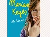 "Sorteo karma yo"", Marian Keyes"