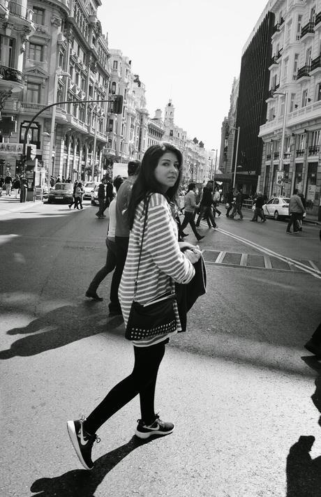 WALKING AROUND MADRID #71
