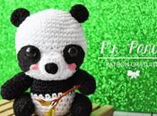 Panda (patrón gratuito)
