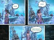 Comic Tera: Take easy with your magic