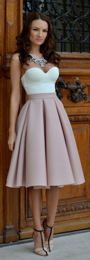 32f166be7 faldas de vuelo para bodas