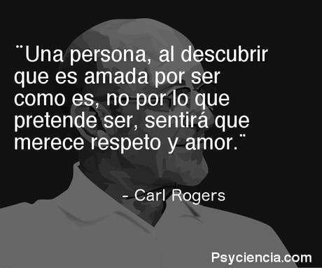 Carl Rogers sobre la aceptación