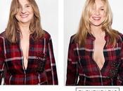 Estilista francesa parodia campañas Kate Moss. Gisele Bundchen
