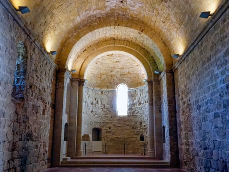 El castillo de Miravet