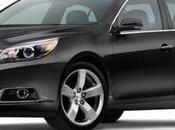 Chevrolet presentó Malibu 2016, grande tecnológico