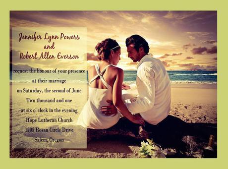 Exlusivas Tarjetas De Invitacion Para Casamiento Originales