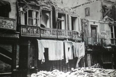 Refugio Guerra Civil en Cartagena