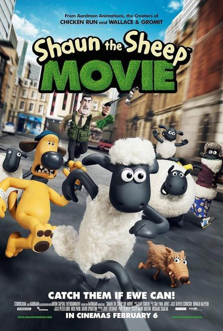 cartelera la oveja shaun Cartelera de cine: estrenos 17 de abril de 2015