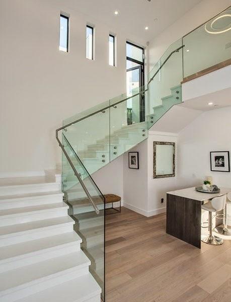 Las escaleras minimalistas paperblog - Escaleras de caracol minimalistas ...