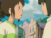 besos recordados Studio Ghibli