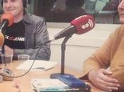 Entrevista Radio Escenario, podcast