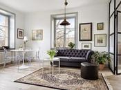 Inspiración Deco: metros cuadrados estilo clásico renovado