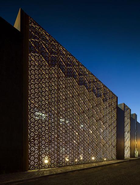 Clínica Ali Mohammed T. Al-Ghanim en Kuwait, por AGi architects