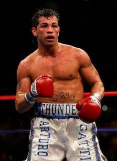 FILE PHOTO - Boxer Arturo Gatti Found Dead