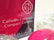 Camellia Compact Shiseido...Flores para rostro.