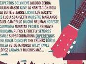Sonorama 2015: Vetusta Morla, Australian Blonde, Toundra, Ángel Stanich, Carlos Jean, Sexy Zebras...