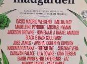 Madgarden 2015: Jackson Browne, Suzanne Vega, Yann Tiersen, Lila Downs, Imelda May, Melody Margot, Madeleine Peyroux, Michael Nyman...