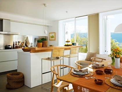 Decoraci n cocinas con office paperblog - Cocinas con office fotos ...
