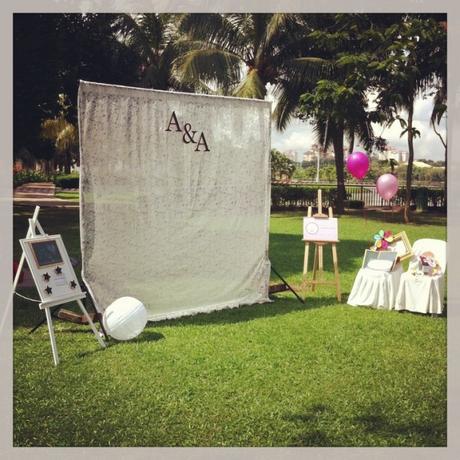 Photocall para boda da la bienvenida a tu boda original for Photocall boda vintage