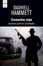 Cosecha roja, de Dashiell Hammett
