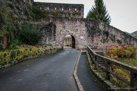 La porte de Saint-Jacques