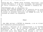 Nueva sentencia conseguida Madrid anulando otra cláusula suelo Banco Popular consiguiendo devolución cantidades desde mayo 2013