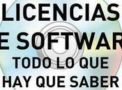 Tipos licencia Software
