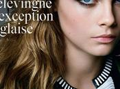Cara Delevingne saca lado rock&roll para L'Express