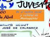 FESTIVAL MÚSICA JUVENTUD' organizado Grupo Scout José Calasanz Montequinto