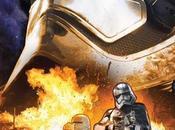 """""""star wars: despertar fuerza"""": nuevas piezas arte promocional kylo soldados imperiales"""
