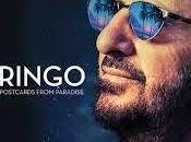 Ringo Starr Postcards From Paradise (2015) paraísos musicalizó fotografiás