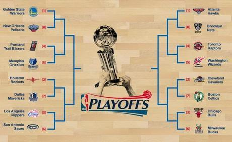 Porra playoffs 2015; primera ronda