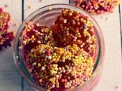 Gominolas caseras fresas #quericomami