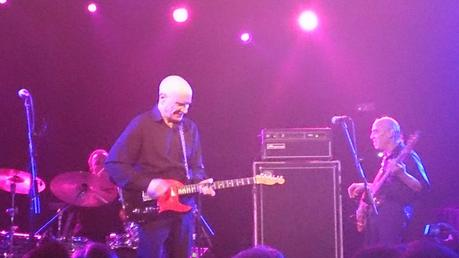 Concierto Wilko Johnson, Madrid, Sala But, 16-4-2015
