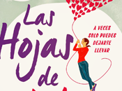 Reseña #161 hojas Julia María Jeunet