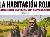 Habitación Roja hace sold Madrid