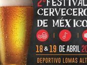 Presentamos Guía para asistir disfrutar Festival Cerveceros México