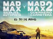 Lista cines España reestrenarán 'Mad Max' (primera segunda parte)