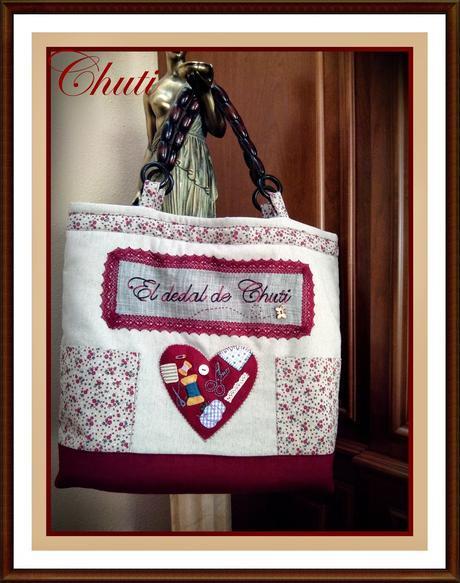Mi bolso de costura- cojines - regalitos