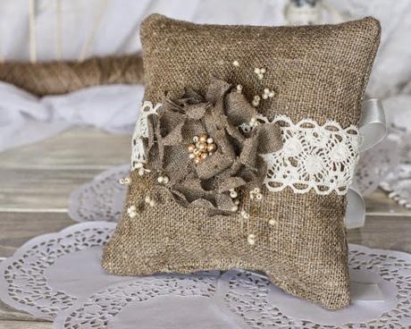 Almohad 243 N Arpillera Y Crochet Paperblog
