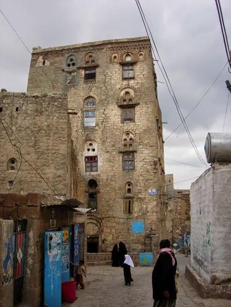 Recorrido por Yemen (2006)