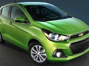 nueva generación Chevrolet Spark