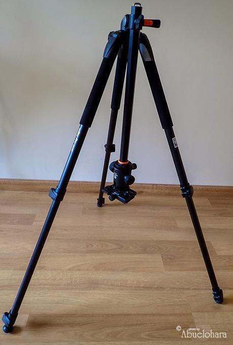 Tripode para Nikon D7100