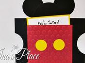 Mickey Mouse Invitaciones Ideas Fiestas Temática.