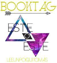 BOOK TAG: Este o Este